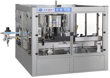 CE Certificate Double Side Sticker Labelling Machine 50 Bottles - 200 Bottles